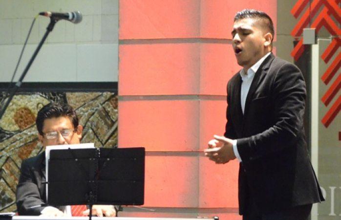 Se presentará en Austria tenor chihuahuense