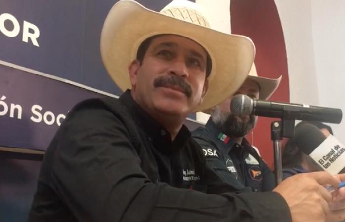 Ejército regresó la seguridad a madera: alcalde