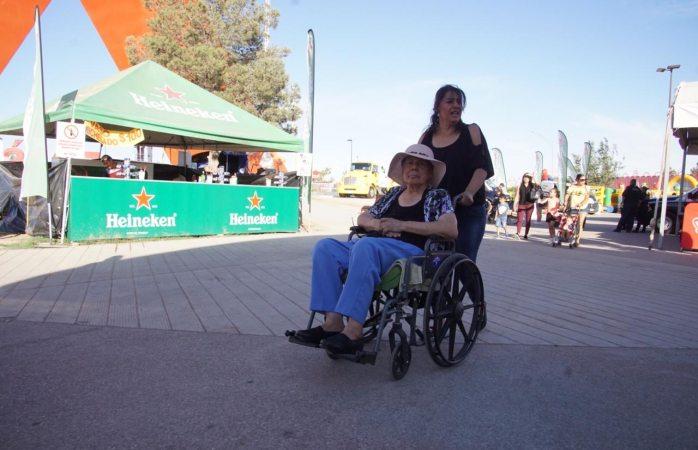 Entrarán gratis a feria niños, adultos mayores y personas con discapacidad