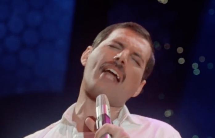Aquí el tema inédito de Freddie Mercury