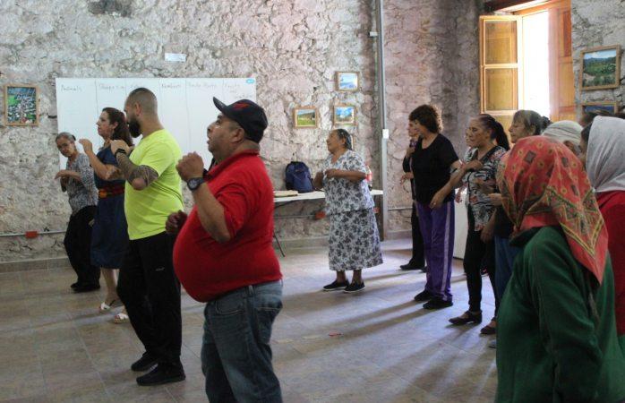 Implementan talleres de danzón y folclor en Guadalupe y Calvo