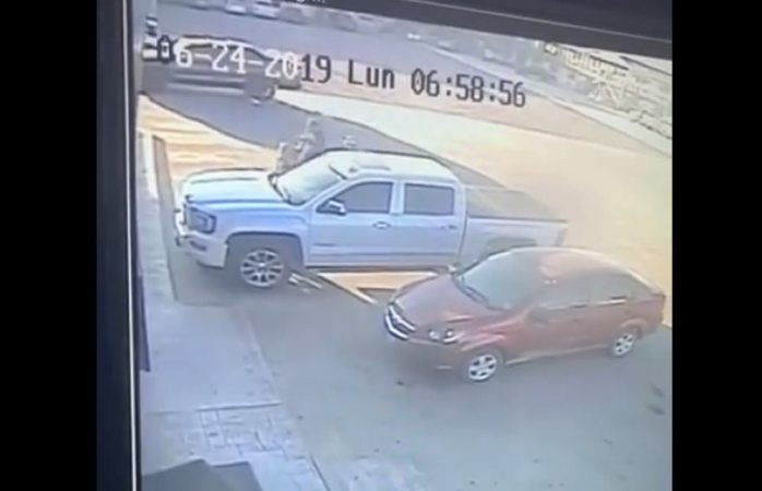 Difunden video de levantón de menonita en Cuauhtémoc (VIDEO)