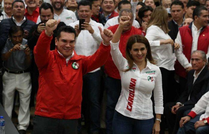Que se cuiden los otros partidos, el PRI va a regresar: Moreno