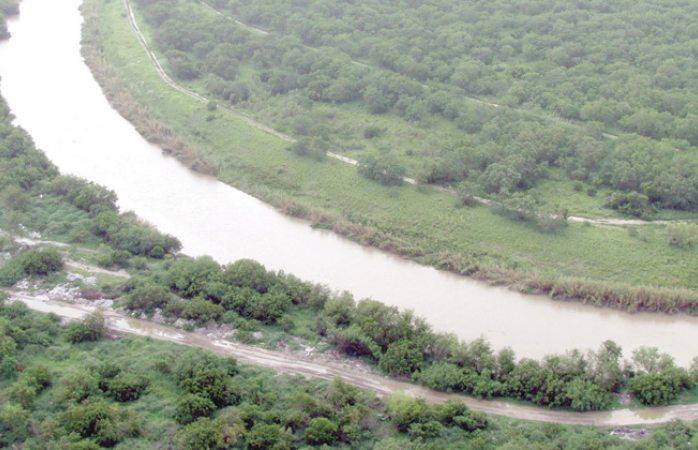 Mueren padre y bebé salvadoreños en el río Bravo