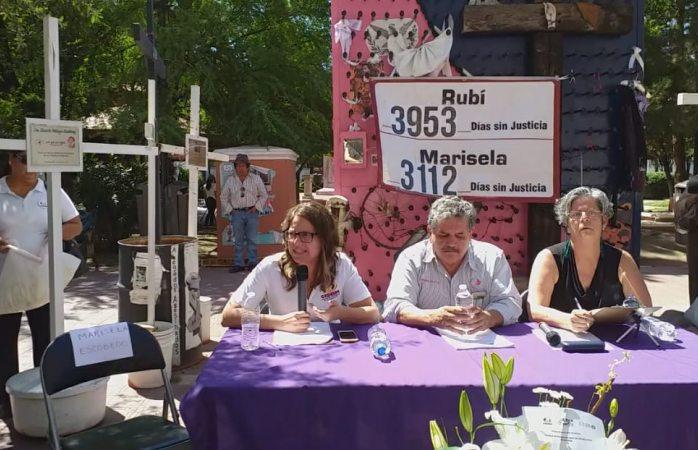 Pregúntenle a Corral dice Gabino Gómez ante feminicidios