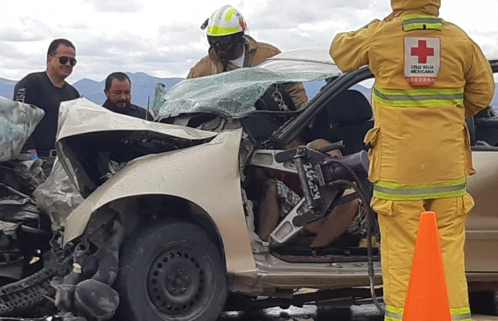 Formulan cargos a implicado en accidente fatal en la vía corta a Parral