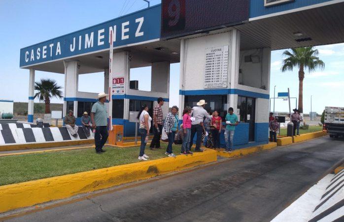 Liberan caseta de Jiménez