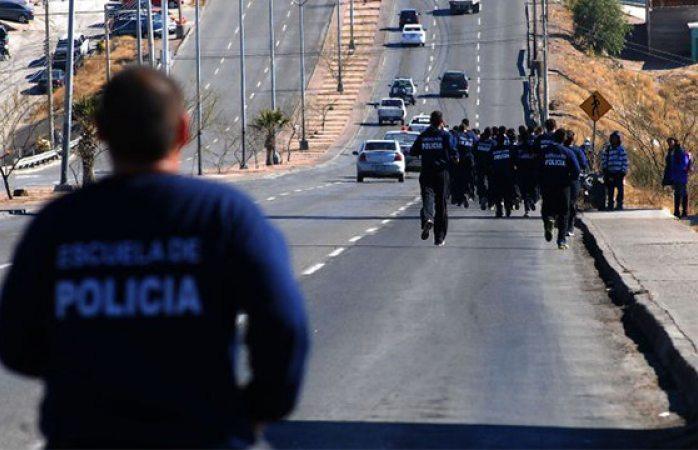 Muere cadete de la policía hospitalizado por golpe de calor