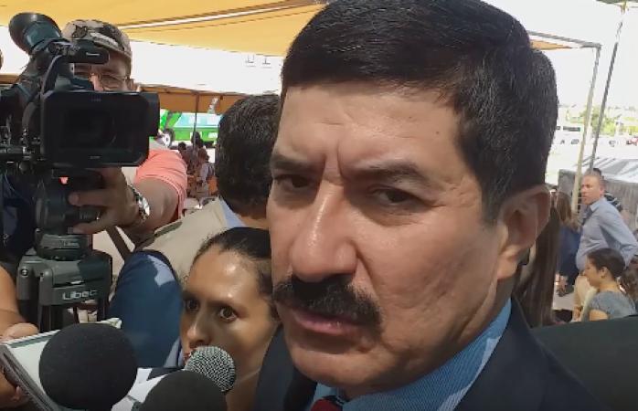 Cochinero judicial: no conozco todavía el amparo dice Corral