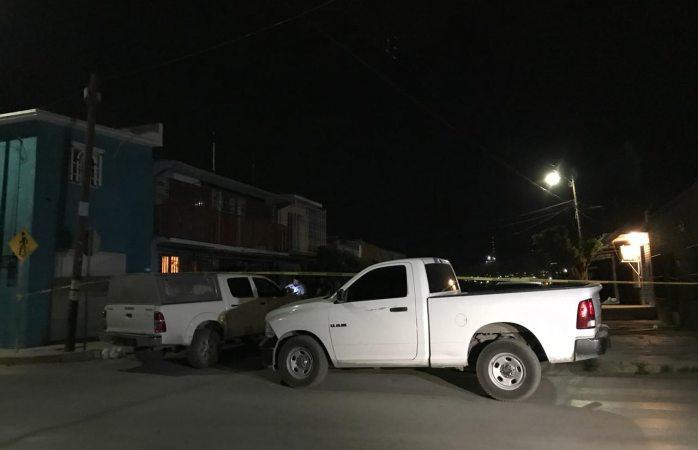 Hallan un ejecutado en calles de la colonia San Cristóbal