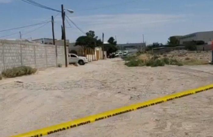 Lo ejecutan cuando caminaba cerca de primaria en Juárez