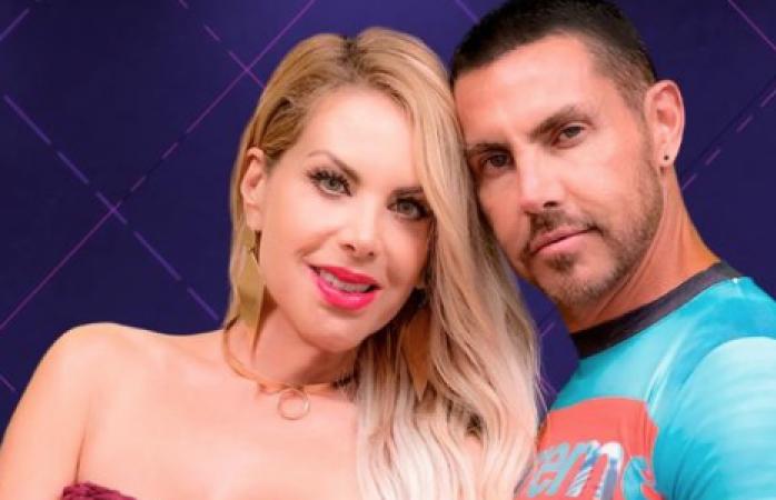 Expulsan a Lorena Herrera y esposo del reality inseparables