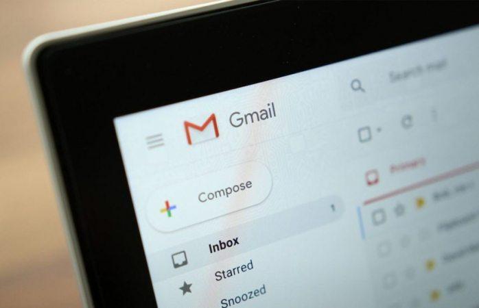 Reportan fallas en gmail y google a nivel mundial