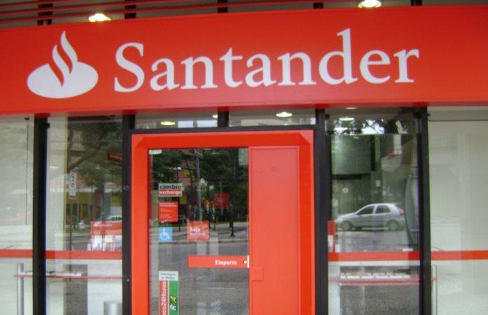 Cierran en abril módulo de banco Santander en Gómez Farías