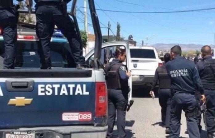Reportan enfrentamiento entre ministeriales y armados en Galeana