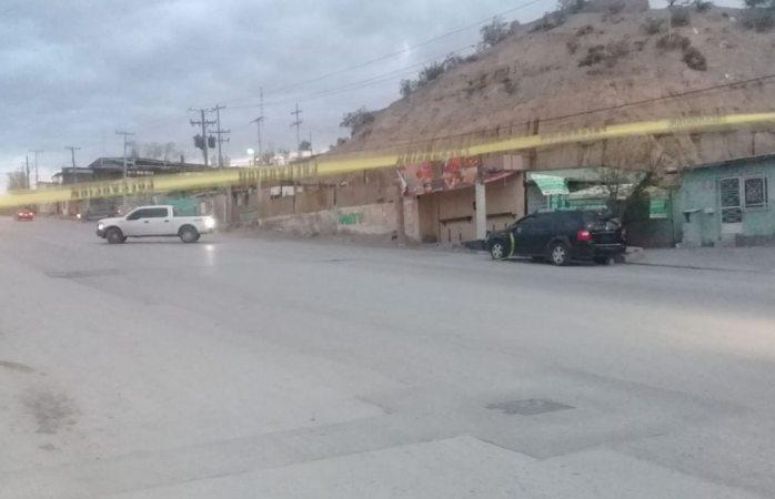 Muere en calles de la colonia insurgentes en Juárez