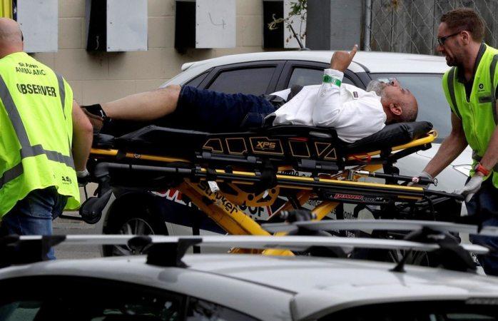 Deja varios muertos tiroteo en mezquita de Nueva Zelanda