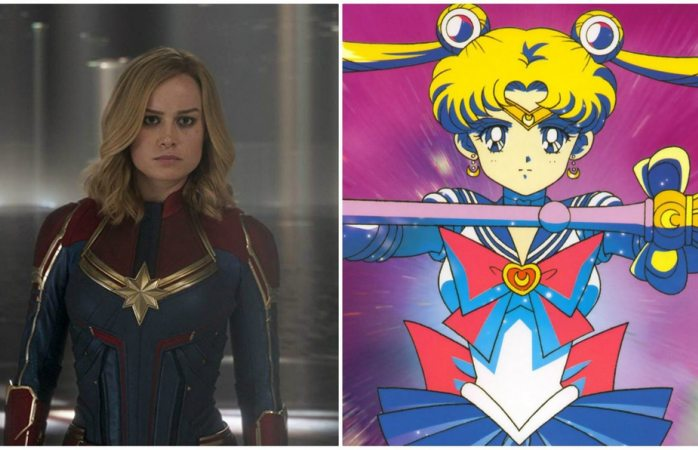Es Brie Larson fan de Sailor Moon