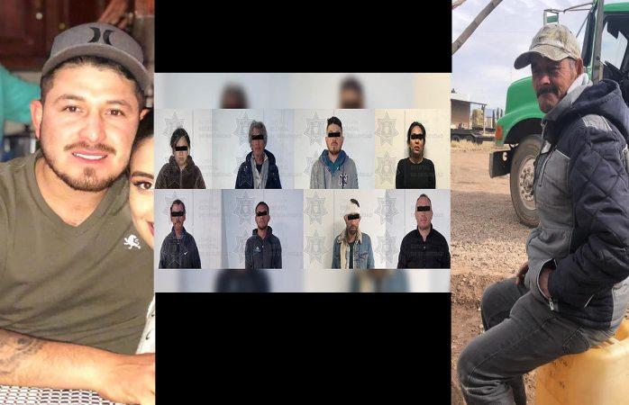 Acusan a estatales de detener a dos chivos expiatorios en NCG