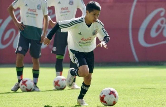 Este niño perfila para ser el Messi mexicano
