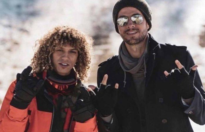 Lanzan Enrique Iglesias y Jon Z versión de Después que te perdí