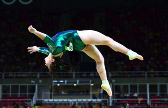 Es Alexa Moreno finalista en mundial de gimnasia