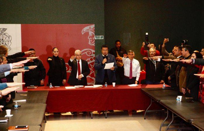 Instalan consejo de protección civil en Juárez
