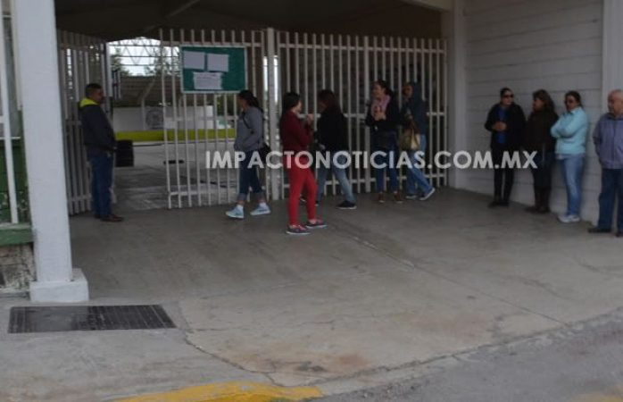 Suspenden clases en primaria de Camargo por alumno enfermo de influenza