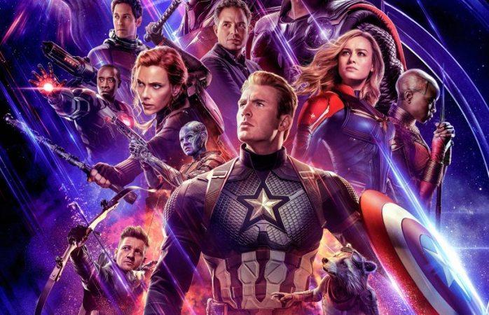 Este es el error en póster de Avengers: Endgame
