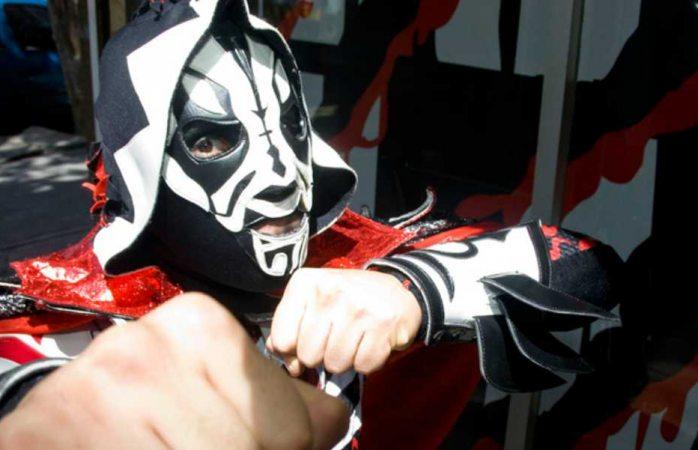 Nombran a la park como el mejor luchador mexicano del mundo