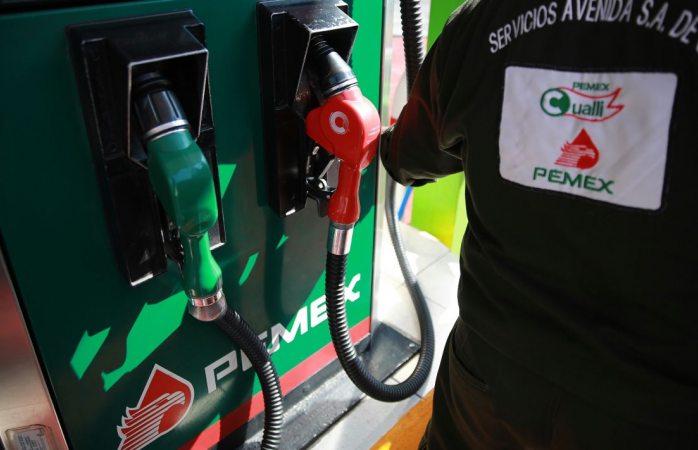 Eleva Hacienda estímulo a la gasolina Magna