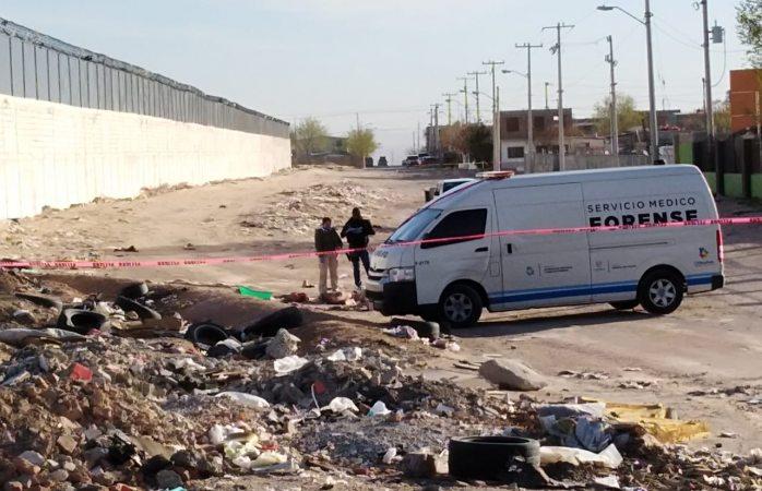 Hallan cuerpo desmembrado en colonia de Juárez