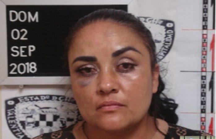 Sentencian a mujer que intentó asesinar a guardia de un bar