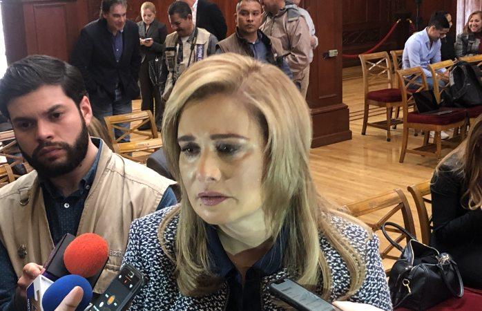 Pide Maru no compararse con Juárez en inseguridad