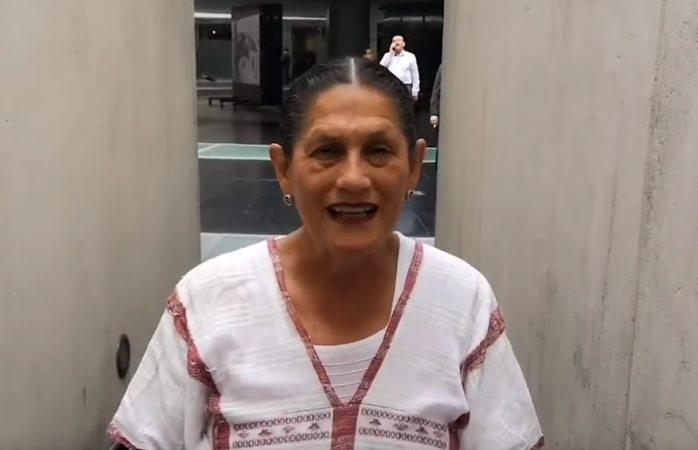 Cada que comas tacos de carnitas festejas la caída de Tenochtitlán: Jesusa Rodríguez