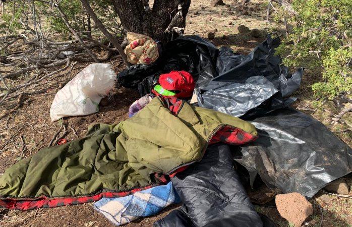 Destruyen campamento de sicarios en Madera