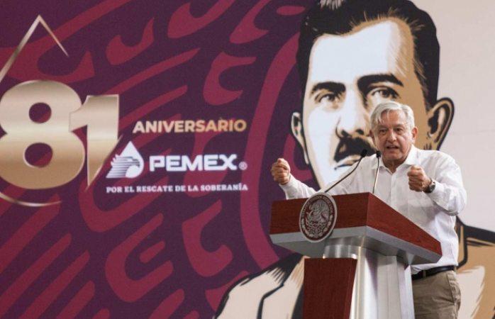 México alcanzará autosuficiencia petrolera en 3 años: amlo