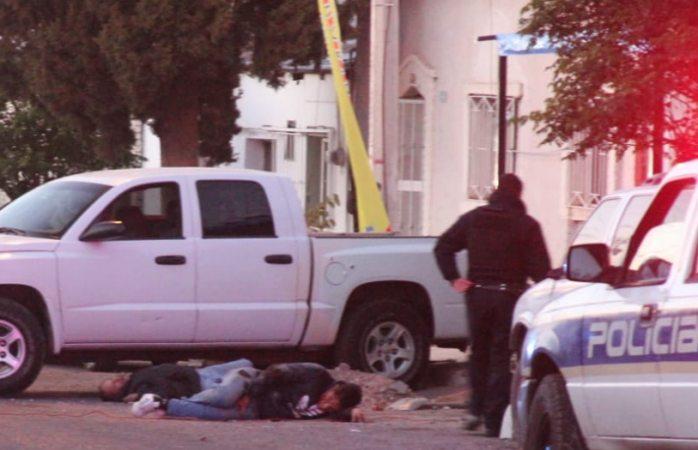 Confirman autoridades: un muerto y 3 heridos saldo de balacera