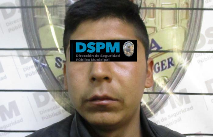 Arrestan a hombre que se robó un iphone 7