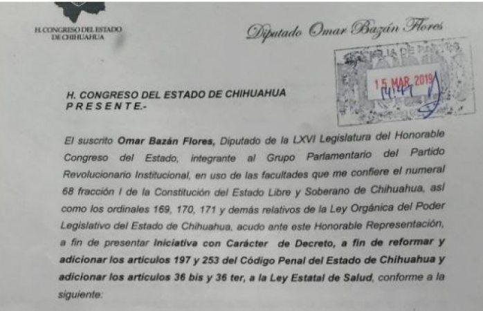 Propone Bazán sanción para quien provoque desabasto de medicinas