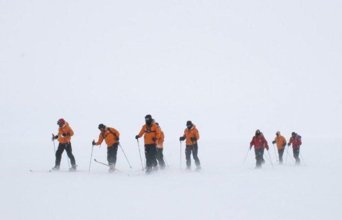 Creyentes de la Tierra Plana planean expedición a Antártida