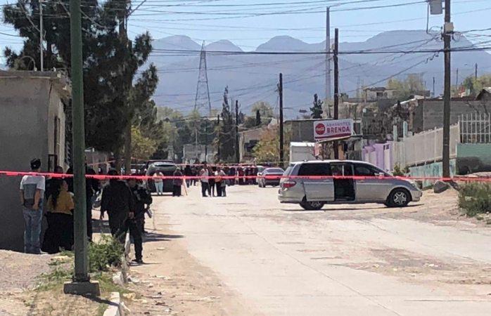 Ataque armado deja un muerto y un lesionado en Juárez