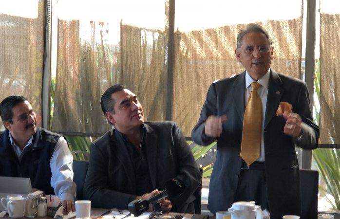 Acusan a Carlos Fierro de mostrar preferencias por candidato