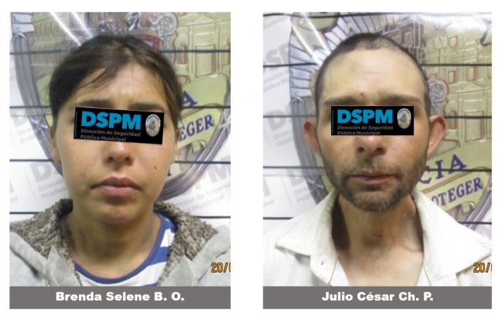 Presentan a presuntos secuestradores del centro