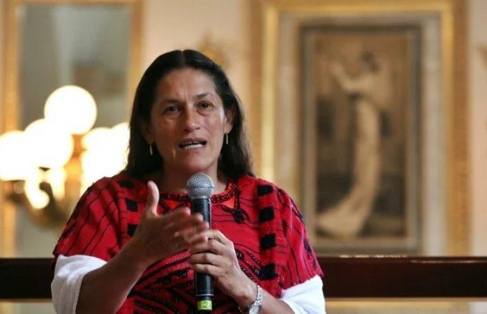 Pide Jesusa Rodríguez legalización de marihuana porque es planta sagrada