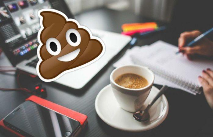 1 de cada 5 tazas de café en la oficina contiene materia fecal, revela estudio