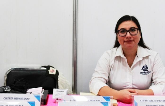 Gestionó Coparmex 250 empleos durante 2018
