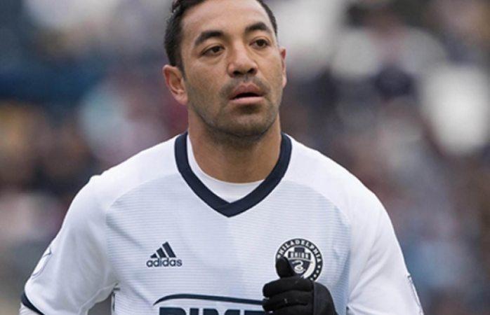 Recibe Marco Fabián multa y dos juegos de suspensión