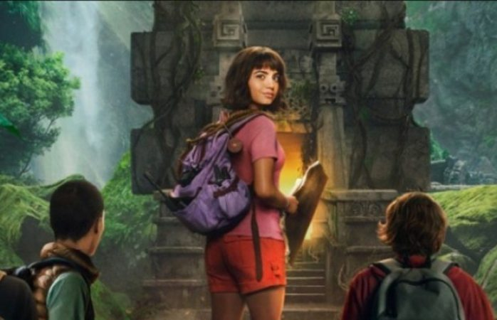 Así se ve Dora la exploradora en vida, revelan primer póster de la película
