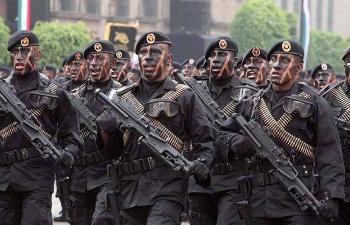 Personas con tatuajes ya pueden enlistarse en las fuerzas armadas